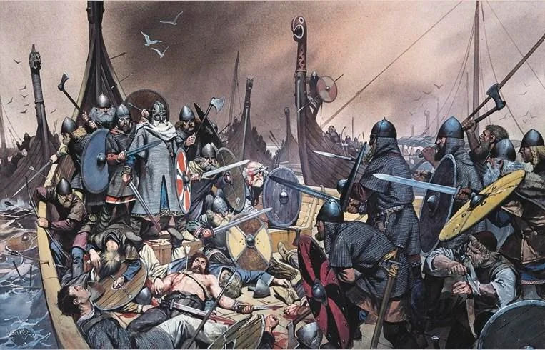 La batalla de Nisa en agosto de 1062
