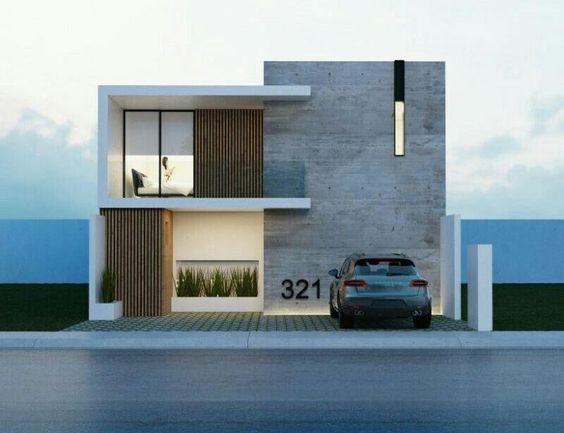 แบบบ้านทรงกล่อง