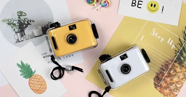 【復古風格】Aiyo0o 菲林相機 即買即送菲林&防水殼