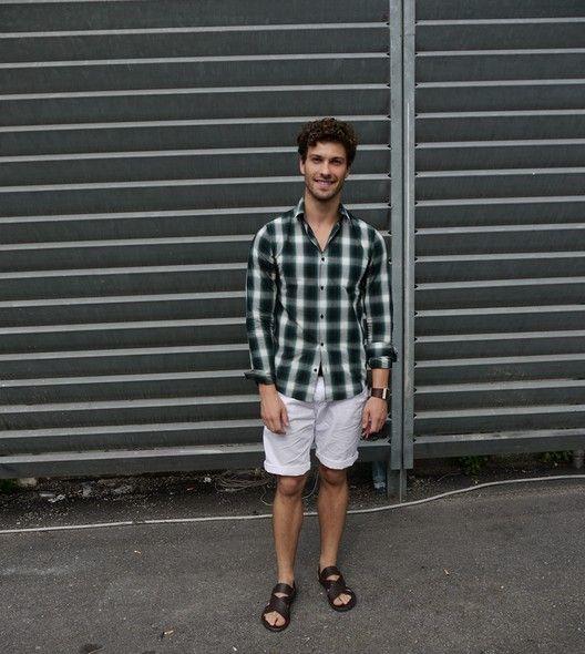 Camisa Xadrez Masculina (1)