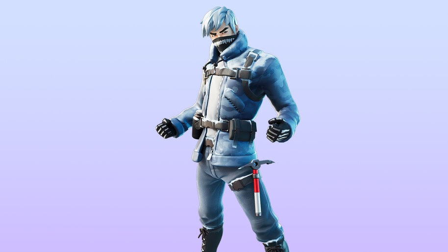 Snow Patroller, Fortnite, Skin, Outfit, 4K, #3.1520