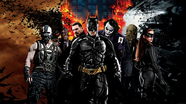 Batman movie collection in hindi HD