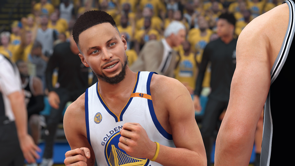DNA Of Basketball | DNAOBB: Stephen Curry Cyberface Full ...