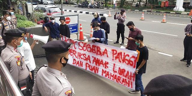 Kembali Didemo, KPK Didesak Segera Periksa Gibran Jokowi Terkait Dugaan Korupsi Bansos Covid-19