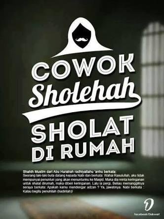 lelaki solehah