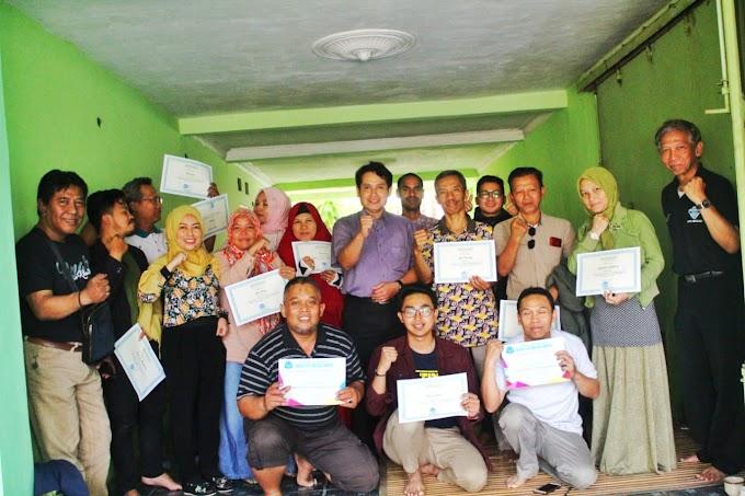 APTI Gelar Pelatihan Manajemen Pemasaran Jasa Pijat