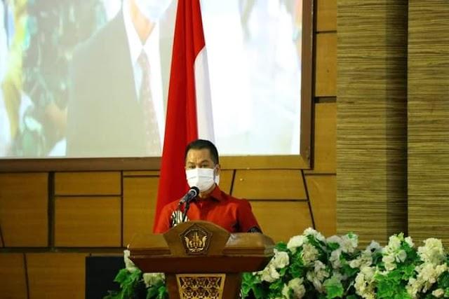 Plt. Bupati Kudus Ucapkan Selamat Atas Dilantiknya Rektor UMK Yang Baru
