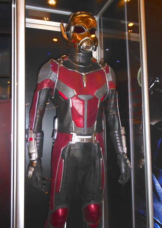 Civil War Ant-Man movie costume