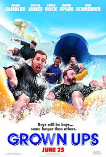 Grown Ups (2010) BluRay 720p 900MB Dual Audio [Hindi + English] Full Movie Download MKV