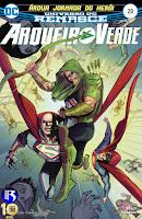 DC Renascimento: Arqueiro Verde #28