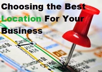 choosing business location - siting a business