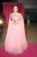 Keerthi Suresh Looks super cute in Designer Anarkali Dress at Zee Telugu Apsara Awards 2017 14.JPG