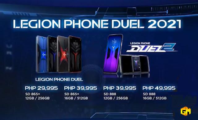 lenovo Legion Phone Launch Gizmo Manila