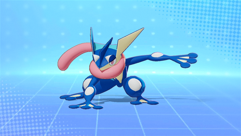 Pokémon Unite - Greninja