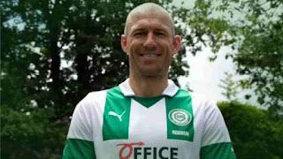 Arjen Robben Putuskan Pensiun Kedua Kalinya dari Dunia Sepakbola