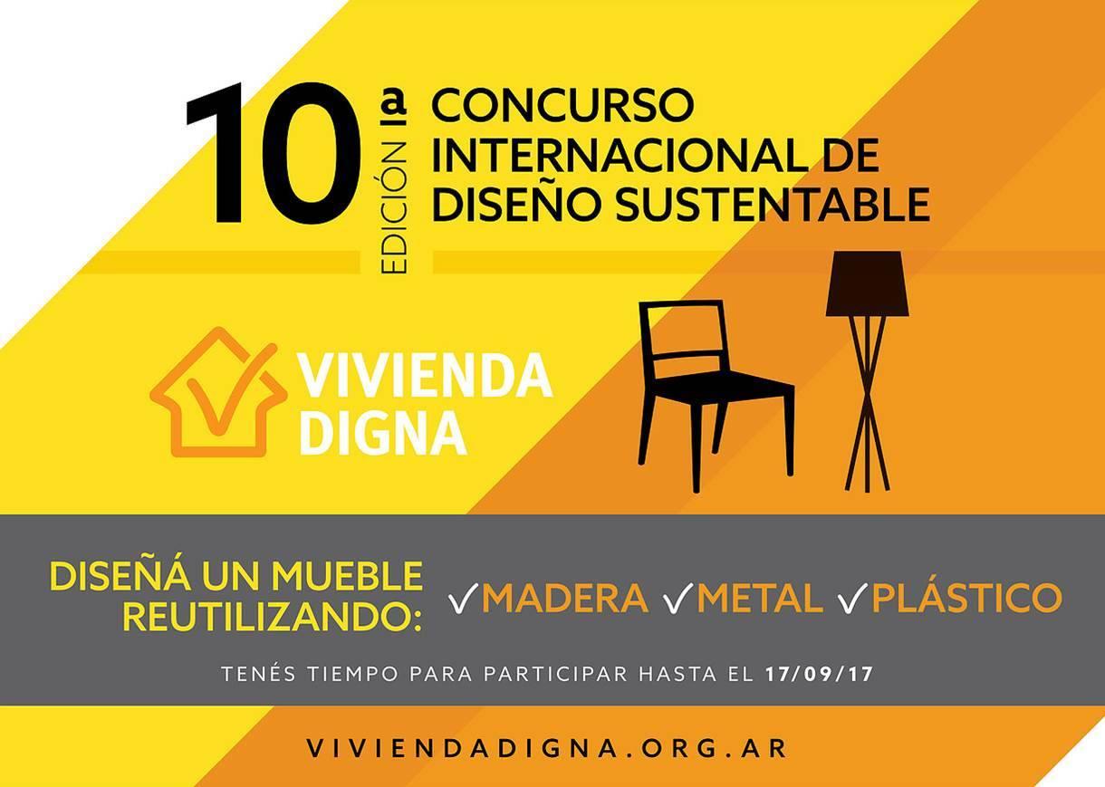 Concurso Internacional de Diseño Sustentable Vivienda Digna ...