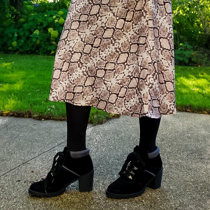 Secret Celebrity Shoes Jane Bootie