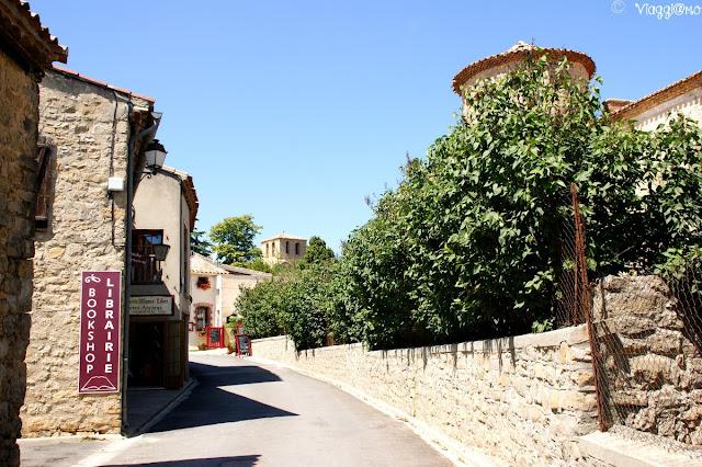 Il centro del borgo di Rennes le Chateau