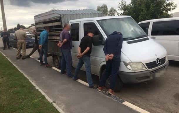 На Житомирщині ліквідували банду рекетирів - СБУ