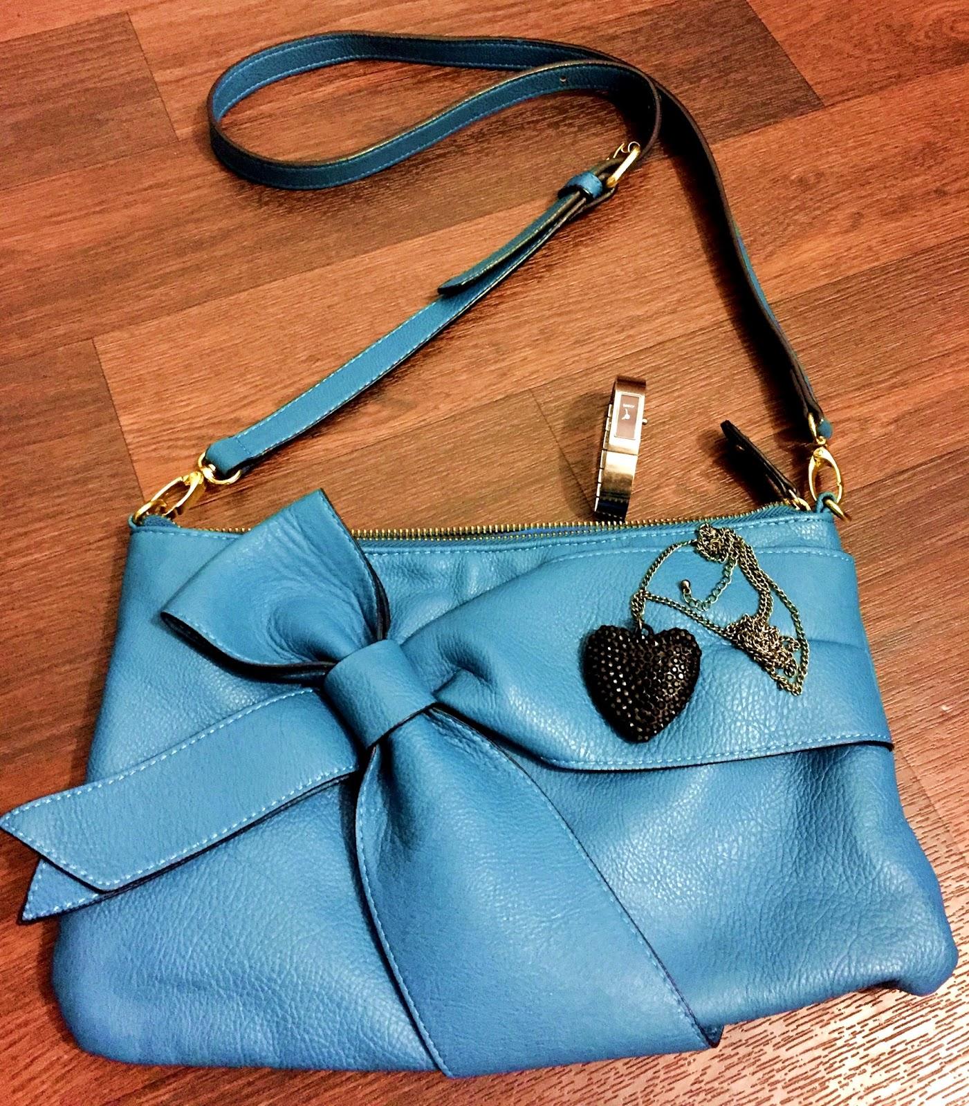 Fashion, Moda, Mohito necklace, New Look Dress, Peter Pan Collar Dress, Reserved bag, Styl, Outfit, Stylizacja, Adriana Style Blog, blog modowy Puławy, My Personal Style