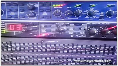 Digital Reverb RFX 2200