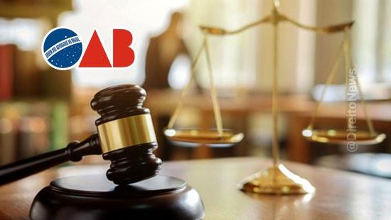 oab ritmo trabalho varias conquistas advocacia