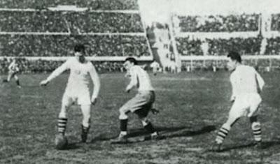 الأمريكى باتينود أول من سجل هاتريك فى كأس العالم
