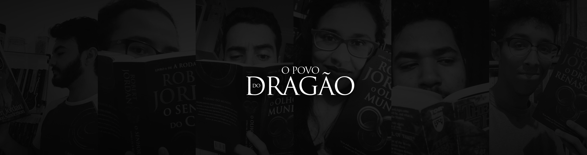 Banner d'O Povo do Dragão!.