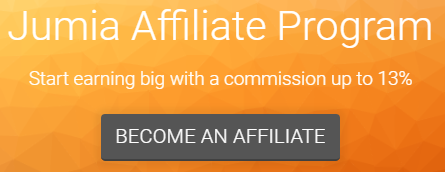Become an Affiliate with Jumia