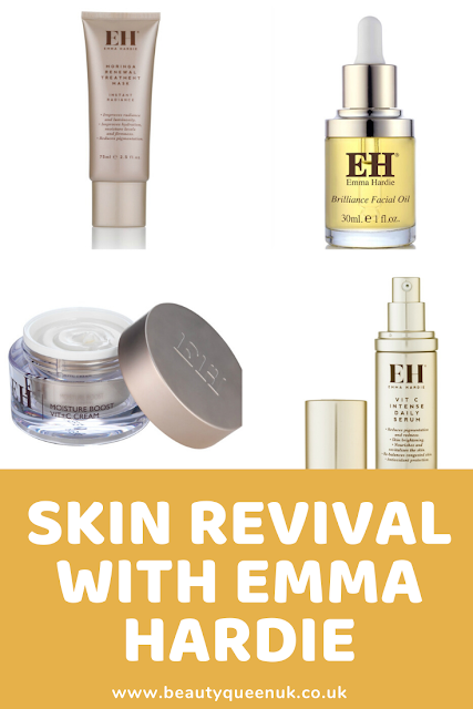 Top tips for combatting sluggish and sallow winter skin with Emma Hardie Skincare