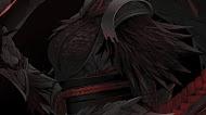 Anime Girl Sword Fantasy Warrior Mobile Wallpaper
