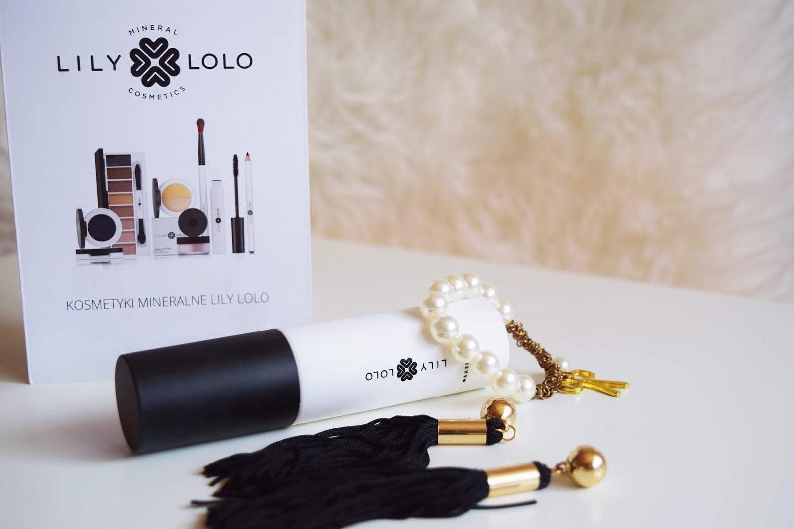 Kosmetyki mineralne: Lily Lolo