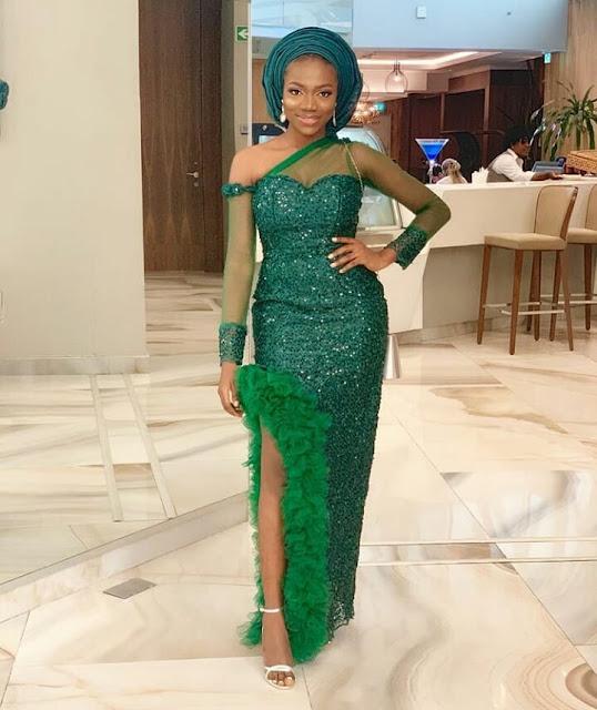 2019/2020 Beautiful Asoebi Gown Styles