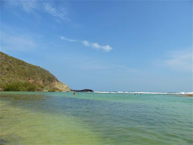 Yapascua  Arrecife. Carabobo Venezuela
