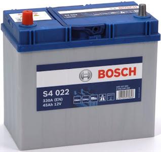 Bosch S4022 Car Battery for Jimny