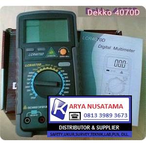 Jual Digital LCR Meter DEKKO 4070D di Jombang