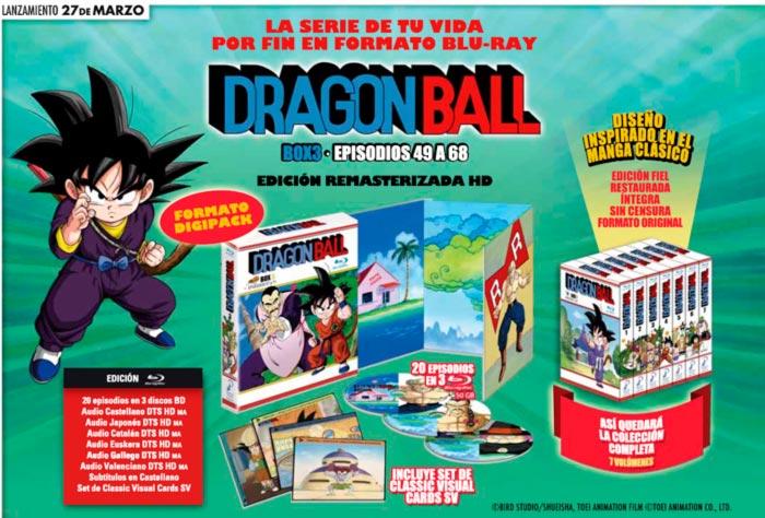 Dragon Ball (Box 3) - Selecta Visión