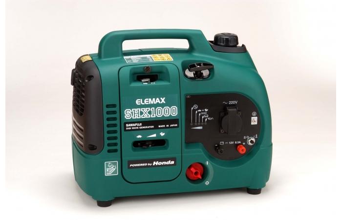 Máy phát điện ELEMAX SHX1000 1.0 KVA