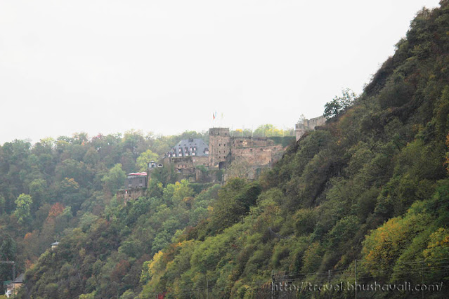 rhine river cruise - how to see Rhine valley