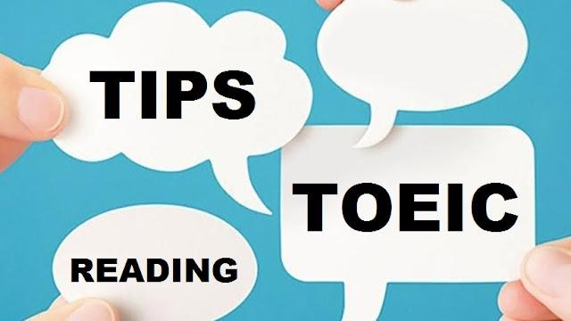 Khóa học Toeic Reading 1 - hành trình bắt đầu