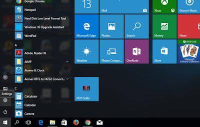 Mengembalikan ke Pengaturan Awal Windows 10