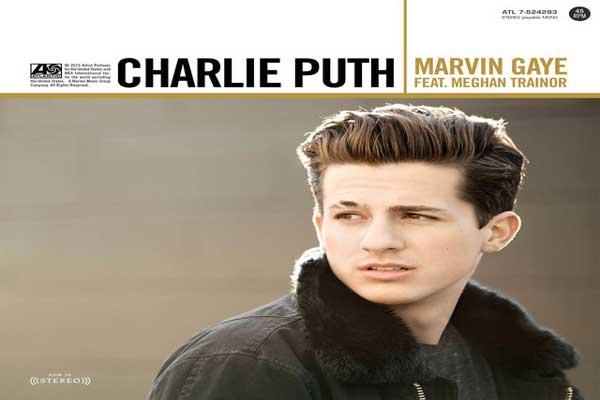 Lirik Lagu Charlie Puth feat Meghan Trainor Marvin Gaye dan Terjemahan