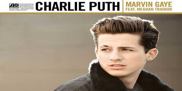 Lirik Lagu Charlie Puth feat. Meghan Trainor - Marvin Gaye dan Terjemahan Indonesia