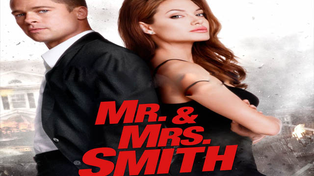 Mr. & Mrs. Smith (2005) English Movie [ 720p + 1080p ] BluRay Download