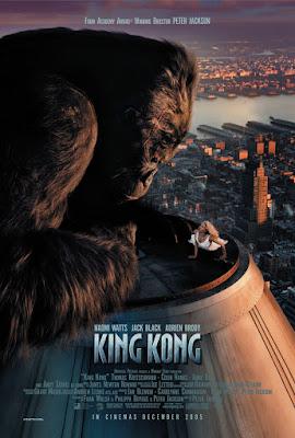 king kong film recenzja peter jackson adrien brody naomi watts