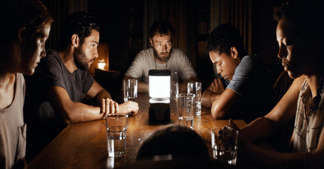 It Comes At Night Horror Movie Review