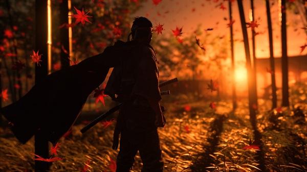 لعبة Ghost of Tsushima أصبحت الحصرية الجديدة الأسرع مبيعا على جهاز PS4 برقم كبير جدا