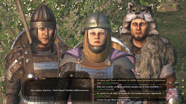 Mount and blade bannerlord evlilik