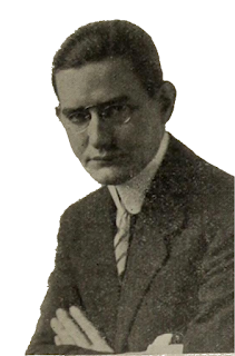 George (Fitzalan) Bronson-Howard (c. 1916)