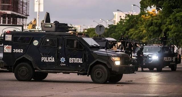 En los días de descanso de Los Elites, Sicarios de El CJNG acuden a sus casas a ejecutarlos